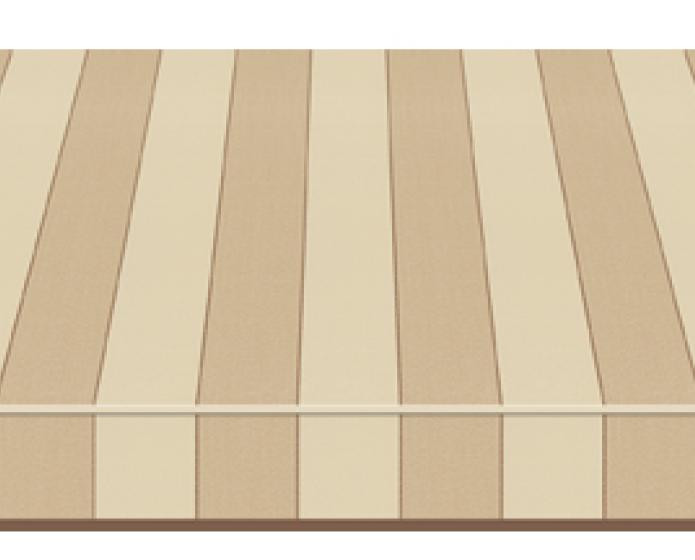 Tenda para 5009 1 marrone for Tende color marrone